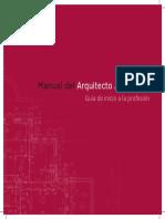 Manual Del Arquitecto Autónomo- Guia de Inicio a La Profesion -