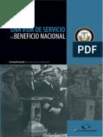 Una Vida de Servicio en Beneficio Nacional - Gustavo Jarrín Ampudia