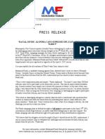 Farah Press Release 4.21.2017