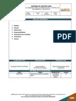 Pe-pr-001 Control de Documento