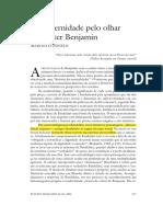 = D'Angelo- Benjamin e a modernidade - o trapeiro e o poeta