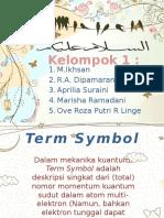 Term Simbol