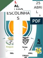 Final Futsal Escolinhas