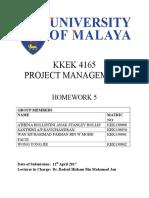 PM Homework 5
