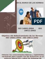 Principios de Las ISO