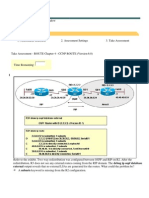 ROUTE Chapter 4 - CCNP ROUTE (Version 6.0)