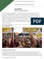 La Democracia Agredida _ Populismo,
