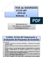 Inversion Para Ingeniería Civil