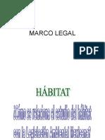 Habitat Marco Legal