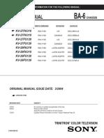 Sony KV-29FS120 (chassis BA-6).pdf