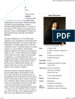reflection paper descartes rene descartes justification rene descartes