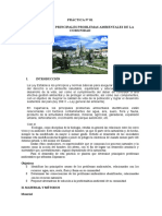 Informes de Ecologia -Practicas