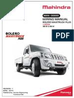 xd3p bolero pdf piston cylinder engine rh scribd com Mahindra Bolero Plus 2017 Mahindra Bolero