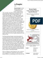 Western Roman Empire - Wikipedia