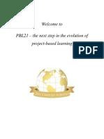 agenda pbl21 workshop