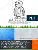 Presentación de Indagacion Dialogica