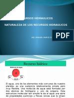 1 Naturaleza de Los Recursos Hidraulicos