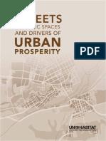 Urban Prosprity - UN habitat 2013