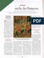 Rameaux 1999 Libre