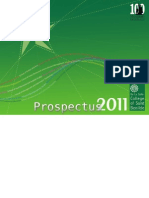 CSB Prospectus 2011