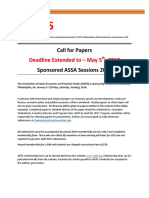 AIEFS 2018-Call for Papers