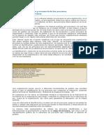 La-identificación y Secuencia de Procesos