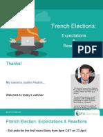Webinar - French Election