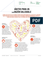 habitos de un corazon saludable