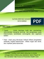 Ppt Journal Reading Kulit
