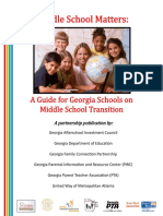 final middle school transition toolkit