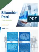 Situacion Peru 1T17