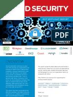 Cloud Security Report 2017
