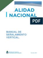 Manual Senalamiento Vertical