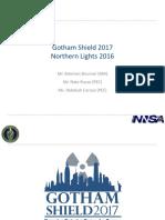 Gotham Shield 2017