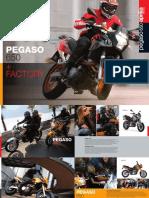 Brochure Aprilia Pegaso 650