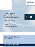 Infineon XMC4500 RM