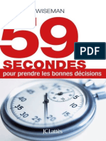 Richard Wiseman - 59 Secondes Pour Prendre Les Bonnes Decisions-eBook-Gratuit.co