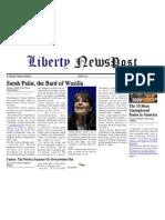 Liberty Newspost July-20-10