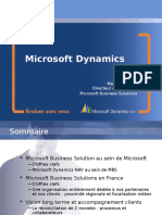 Evoluer Avec Microsoft Dynamics NAV 2 Microsoft Dynamics