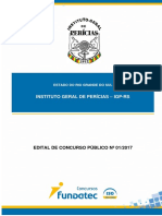 Edital Igp- Rs