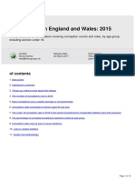 Conceptions in England and Wales 2015