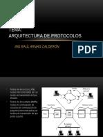 1.Arquitectura de Protocolos