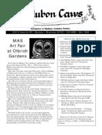 May 1999 CAWS Newsletter Madison Audubon Society