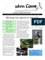 Feb 2000 CAWS Newsletter Madison Audubon Society