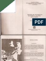 01 Romero_2000_Historia-Del-pensamiento-economico Una Kinea en El Tiempo