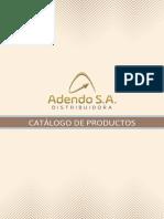 2017 catalogo adendo