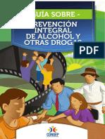 Prevención Integral Alcohol y Drogas CONSEP
