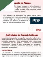 Tema 2 Gestion Evaluacion Del Control Interno Bajo El Sistema Coso
