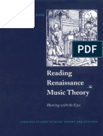 JUDD_Reading Renaissance Music Theory