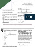 Matemáticas Notas Clases 1-2